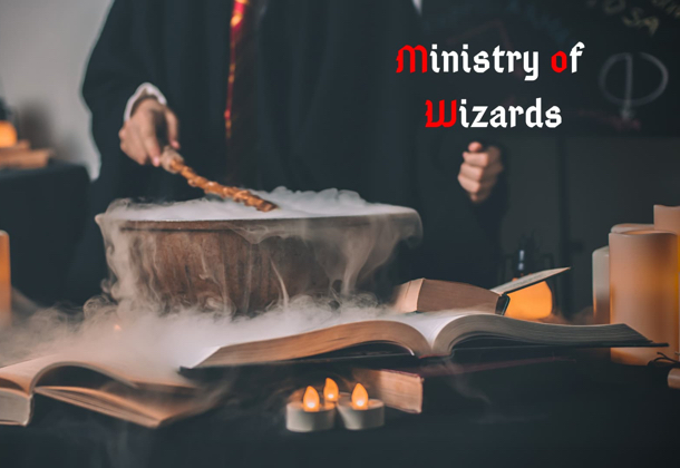 Ministry of Wizards - Live Escape Room York